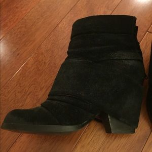 luxury Rebel Amy Banded Bootie size 6.5